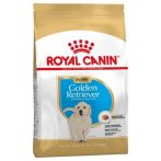 Royal Canin Golden Retriever Puppy 3 kg + Ajándék Royal canin jutalomfalat tartó