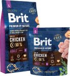 Brit Premium by Nature ADULT Small 1 kg