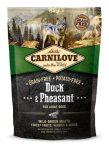 CarniLove Duck & Pheasant for Adult Kacsa-Fácán 1,5 kg