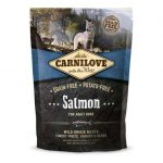 CarniLove Salmon for Adult Lazac 1,5 kg