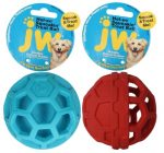 JW PET Hol-ee Squeakin' Treat Ball